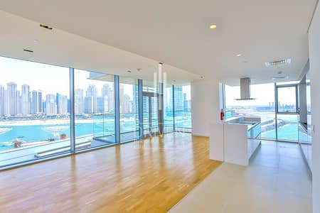 3 Bedroom Apartment for Sale in Bluewaters Island, Dubai - Rare 3 Bed in High Floor | Stunning View