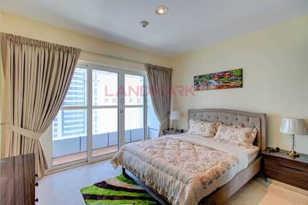 4 Bedroom Apartment for Rent in Dubai Marina, Dubai - HOT DEAL! Luxury Fully Furnished 4BR l Maid l Palm Sea View