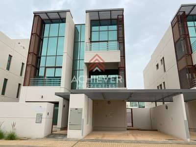 فیلا 6 غرف نوم للبيع في مدينة ميدان، دبي - Single Row on the Park with Burj Khalifa View