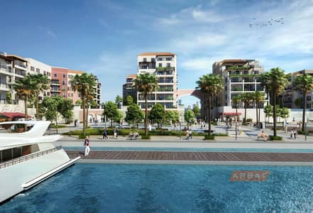 فلیٹ 2 غرفة نوم للبيع في دبي هاربور، دبي - Resort style  living  Private Beach  Post payment plan