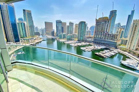 3 Bedroom Flat for Sale in Dubai Marina, Dubai - Exclusive | Full Marina View | 3 Bedroom