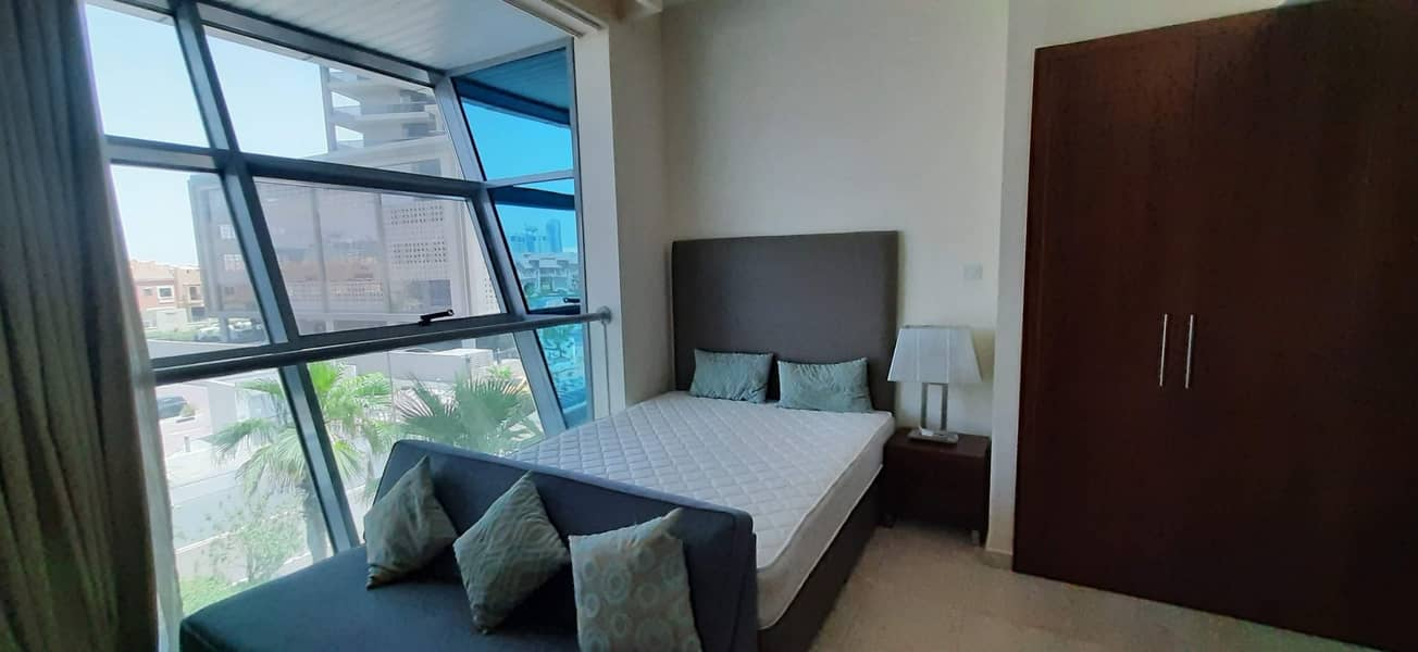 Well Maintained Fully Furnished Studio Apartment for rent