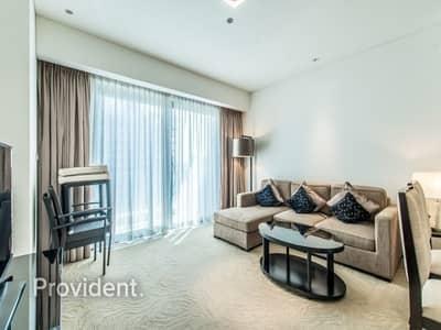 شقة 1 غرفة نوم للبيع في دبي مارينا، دبي - Marina View | Vacant | 5-Star Hotel Amenities
