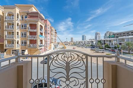1 Bedroom Apartment for Rent in Jumeirah Village Circle (JVC), Dubai - Spacious One Bedroom with Huge Balcony For Rent