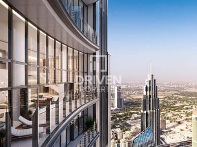 4 Bedroom Apartment for Sale in Downtown Dubai, Dubai - Luxurious 4 Bed Apartment in Downtown Duba