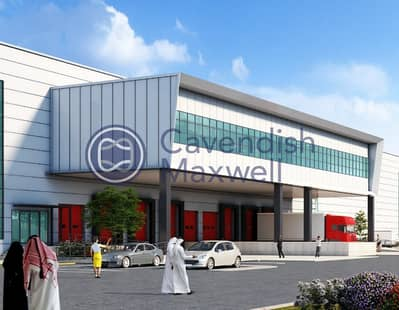 مستودع  للايجار في مجمع دبي للاستثمار، دبي - Grade A Logistics Warehouse | 12m Height