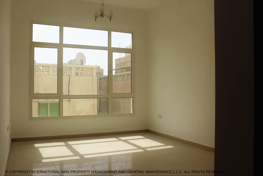 12 studio apartment for rent muroor road/tawtheeq/no commission