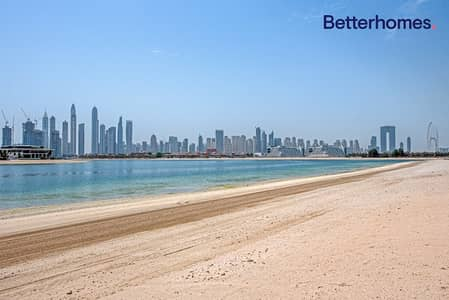 6 Bedroom Villa for Rent in Palm Jumeirah, Dubai - Brand New | High Number | Dubai Marina View