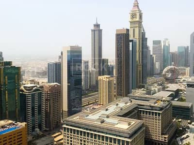 3 Bedroom Apartment for Sale in DIFC, Dubai - High Floor | 3-Bed plus Maids | Community View