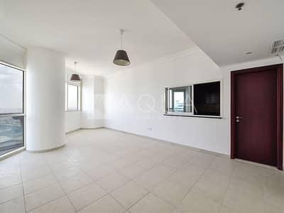 2 Bedroom Apartment for Rent in Jumeirah Lake Towers (JLT), Dubai - 2 BR + Maid | Spacious Balcony | High Floor