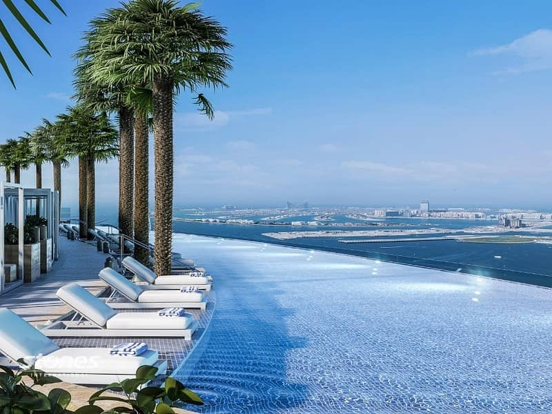 Most Luxurious Apartment | Palm & Bluewater Views
