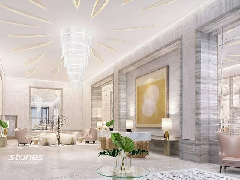 11 Bright and Spacious Studio with Dubai Skyline View