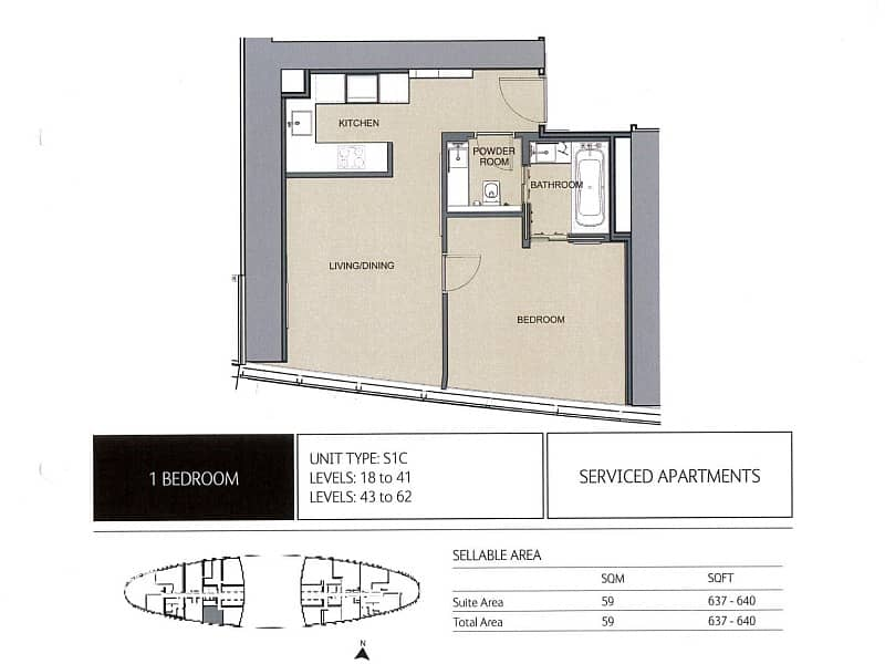 19 Luxury Apartment | Easy Payment Plan | Marina View