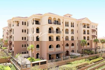 2 Bedroom Flat for Sale in Saadiyat Island, Abu Dhabi - Sophisticated Home with Maid's Room and Balcony