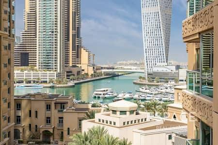 4 Bedroom Flat for Sale in Dubai Marina, Dubai - 4 Bed | 4 Bath | Maids Room | 2901 Sqft