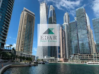 2 Bedroom Flat for Rent in Dubai Marina, Dubai - Furnished 2 bedroom apartment for rent!