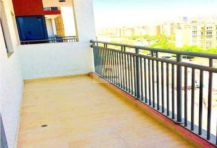 1 Bedroom Flat for Rent in Al Furjan, Dubai - MULTIPLE CHQS | LARGE 1BR | NEXT TO METRO | BALCONY