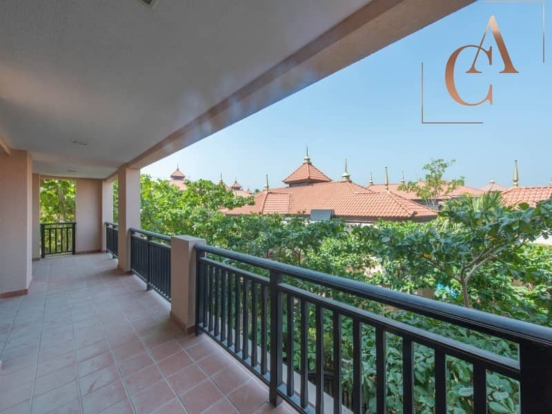 Furnished 2 Bedroom Apartment I Huge Balcony Space