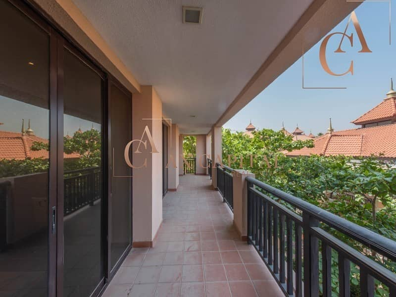 2 Furnished 2 Bedroom Apartment I Huge Balcony Space
