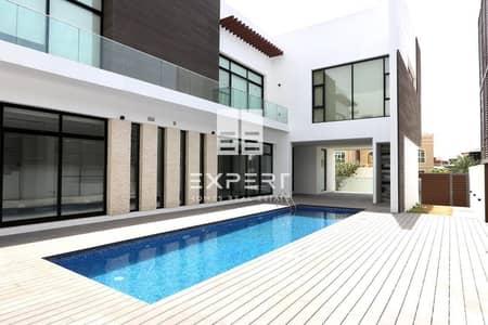 فیلا 5 غرف نوم للايجار في البرشاء، دبي - 5 BR modern villa w/maid+driver in Al Barsha