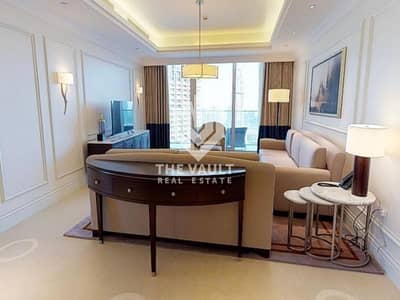 3 Bedroom Apartment for Sale in Downtown Dubai, Dubai - Vacant on Transfer | Fountain View | Maid's Room