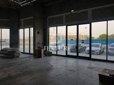 Shop for Rent in Meydan City, Dubai - No Commission | Shell n Core Shop Ideal Location