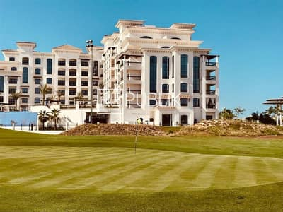 3 Bedroom Flat for Sale in Yas Island, Abu Dhabi - Stunning Deal 3 Bed plus Maid w/ Golf and Sea View