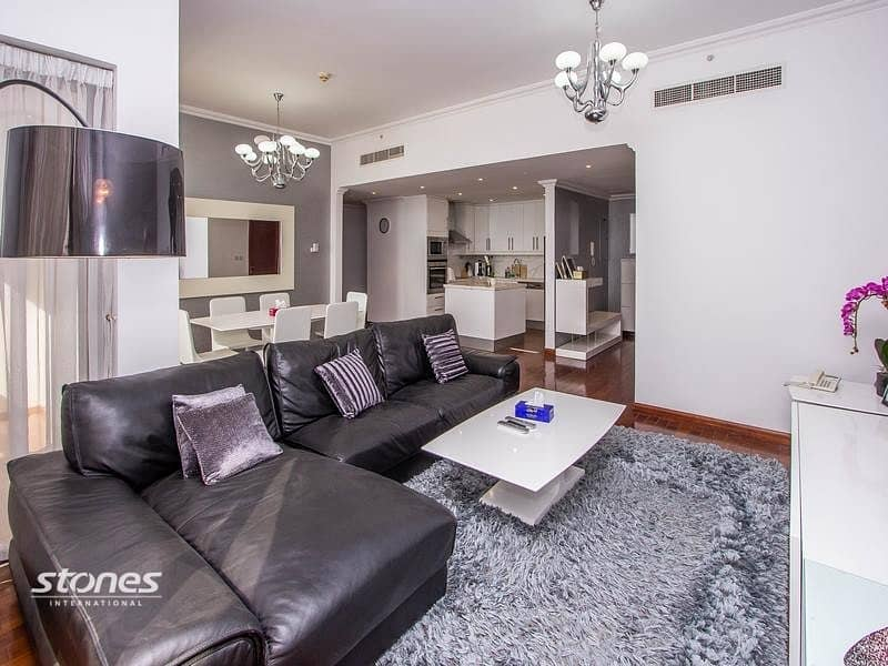 Fully Upgraded & Alluring Apartment With Sea View