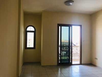 1 Bedroom Apartment for Rent in International City, Dubai - Spain Cluster 1 Bed Room With Hanging Balcony AED 24,000 Yearly