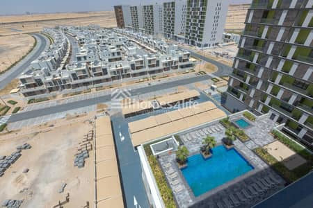 2 Bedroom Apartment for Rent in Dubai South, Dubai - Pool View I 02 BR I Pulse Boulevard C2