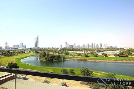 3 Bedroom Flat for Rent in The Hills, Dubai - 3 Bed | Vida Residence | Golf Course View