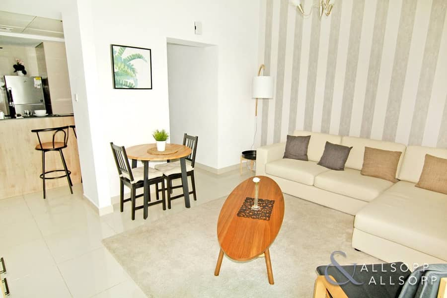 Beautifully Furnished | 1 Bed Apartment