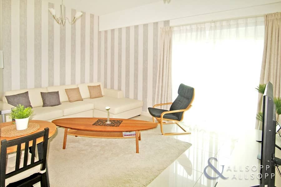 2 Beautifully Furnished | 1 Bed Apartment