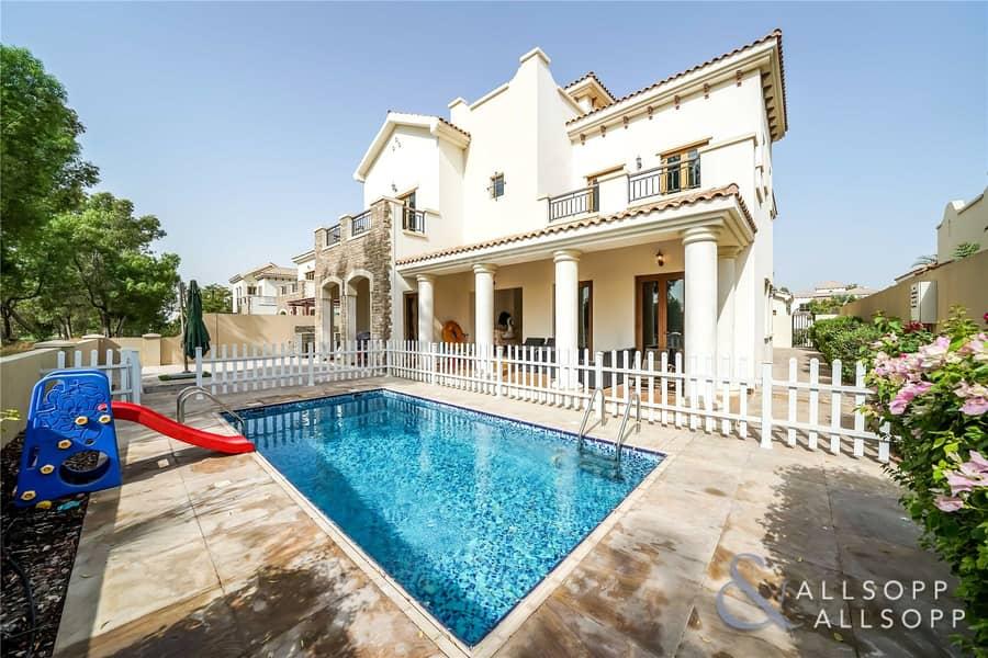 New Listing   Girona   Pool   Golf View