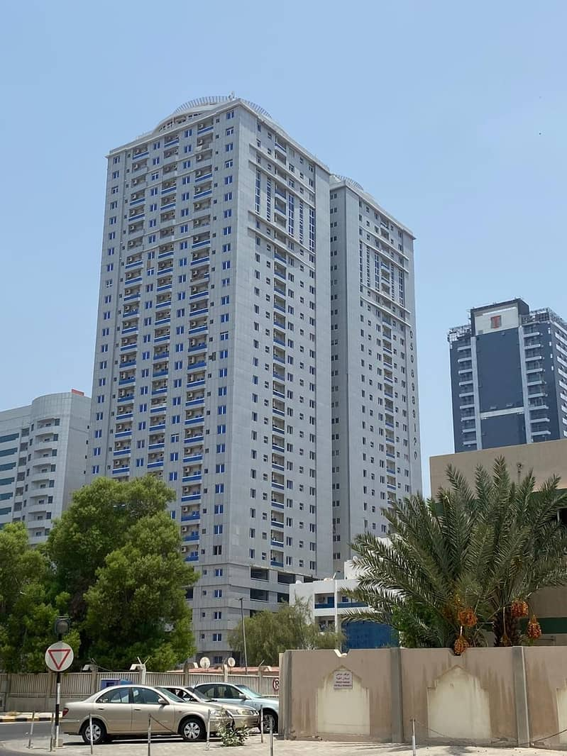 2-BHK AVAILABLE FOR RENT IN AJMAN TWIN TOWER