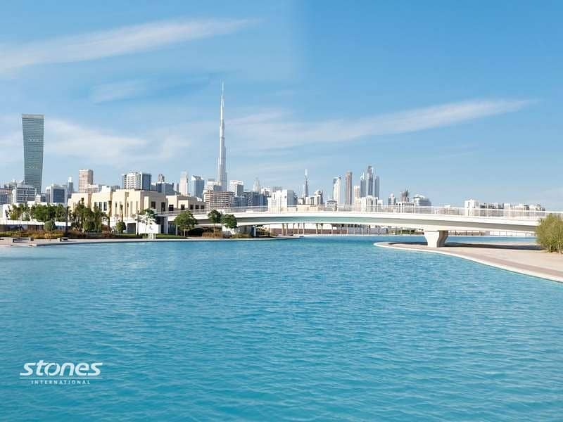 2 EXCLUSIVE G+4 Residential Building | Lagoon View