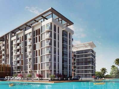 Building for Sale in Mohammad Bin Rashid City, Dubai - G+6 Residential Building With Crystal Lagoon View