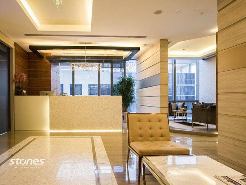 Opulent Office| Fully Furnished |Luxurious Design