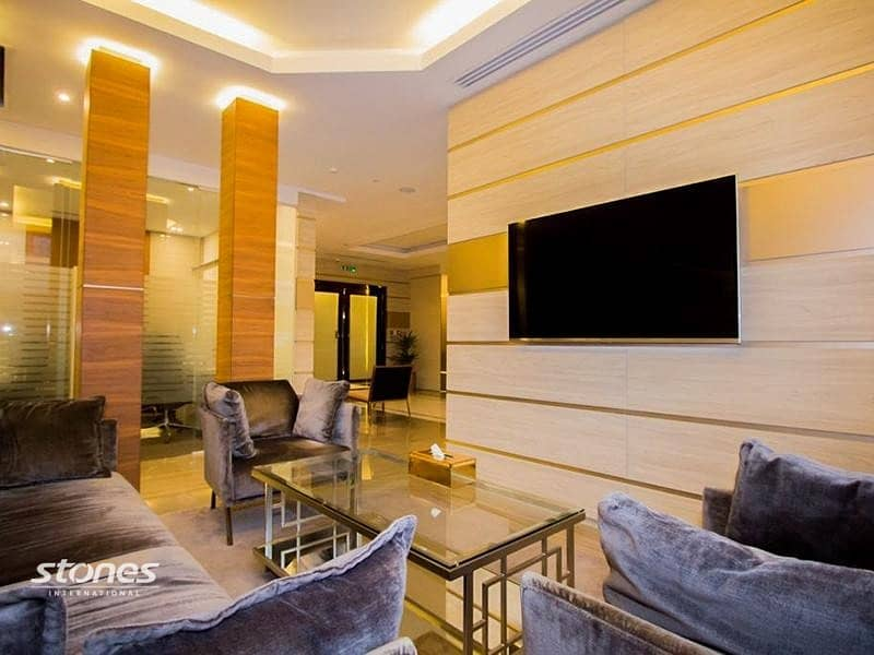 2 Opulent Office| Fully Furnished |Luxurious Design