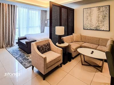 Serviced Studio Apartment | Utility Bills Included
