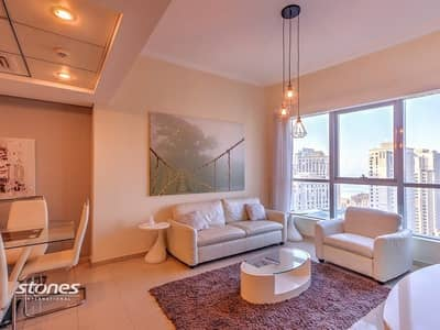 2 Bedroom Flat for Sale in Dubai Marina, Dubai - Stunning Apartment With Captivating View of Marina