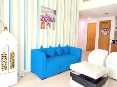 شقة 1 غرفة نوم للبيع في ديسكفري جاردنز، دبي - Elegantly Furnished with Peaceful Community View