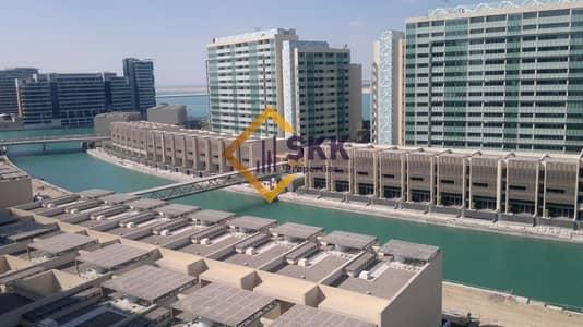 شقة 2 غرفة نوم للايجار في شاطئ الراحة، أبوظبي - Beautiful 2BR Apt with Stunning Sea View