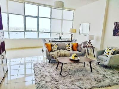 فلیٹ 2 غرفة نوم للبيع في البستان، عجمان - شقة في أبراج أورينت البستان 2 غرف 602000 درهم - 4704441