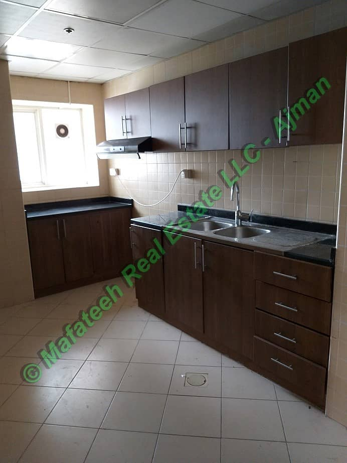 Elegant & Spacious  2 Bedroom Hall available for Sale in Ajman One Towers