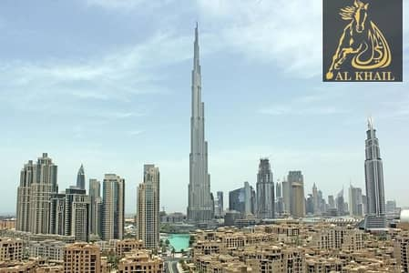 2 bedroom  With Amazing Full Burj View in South Ridge 1