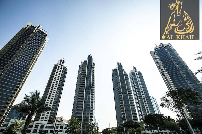 2 2 bedroom  With Amazing Full Burj View in South Ridge 1