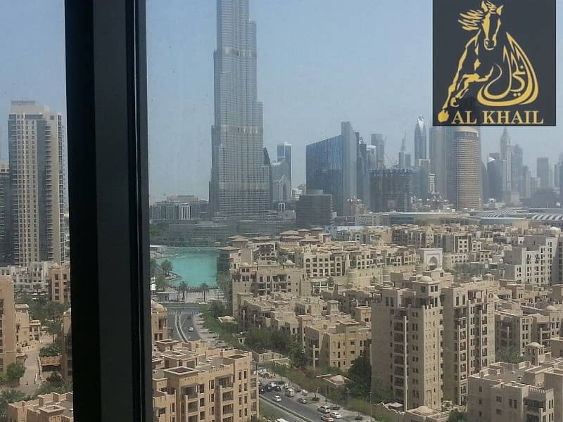 13 2 bedroom  With Amazing Full Burj View in South Ridge 1