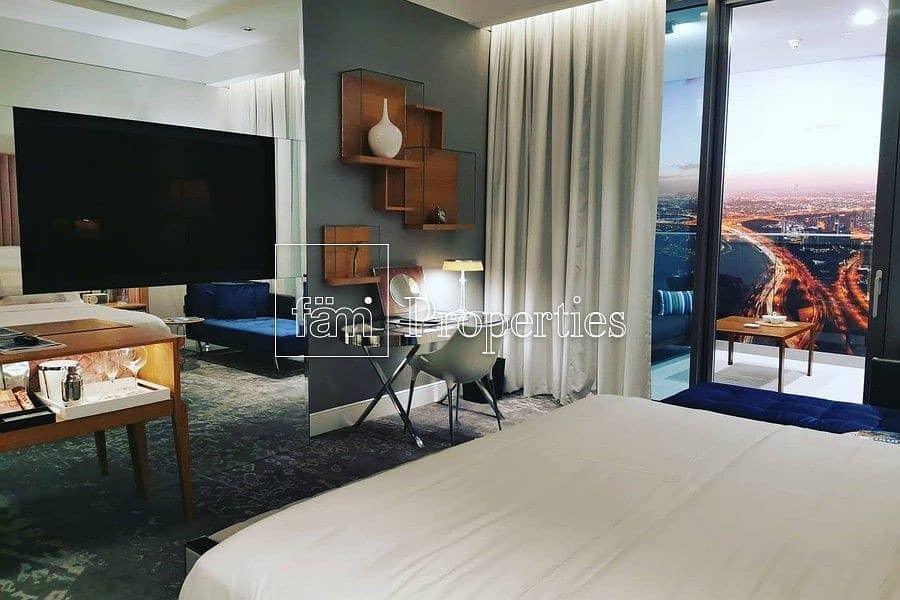 Delightful 2 bedroom | SLS | Skyline view