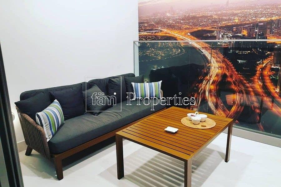 2 Delightful 2 bedroom | SLS | Skyline view